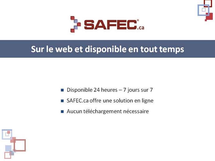 Solution en ligne